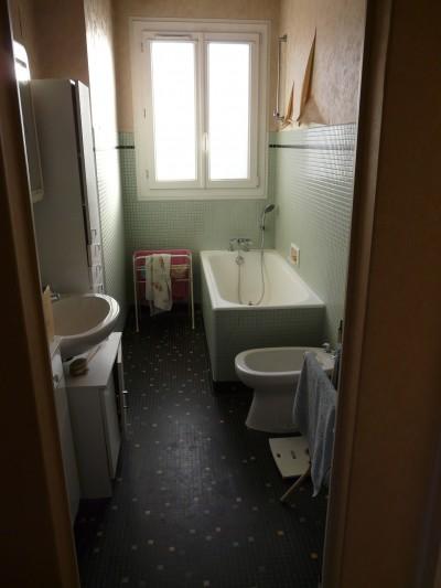 Modification d'une salle de bain